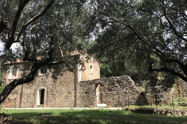 abbazia santa cecilia